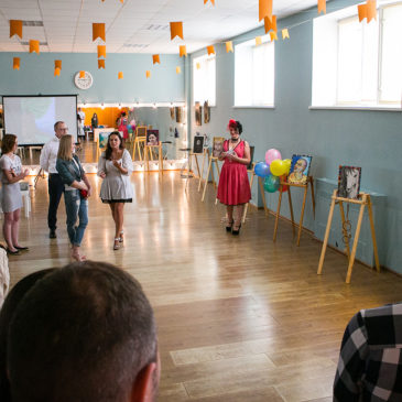 13 июля 2019 года состоялась выставка-перформанс Анны Каморниковой.
