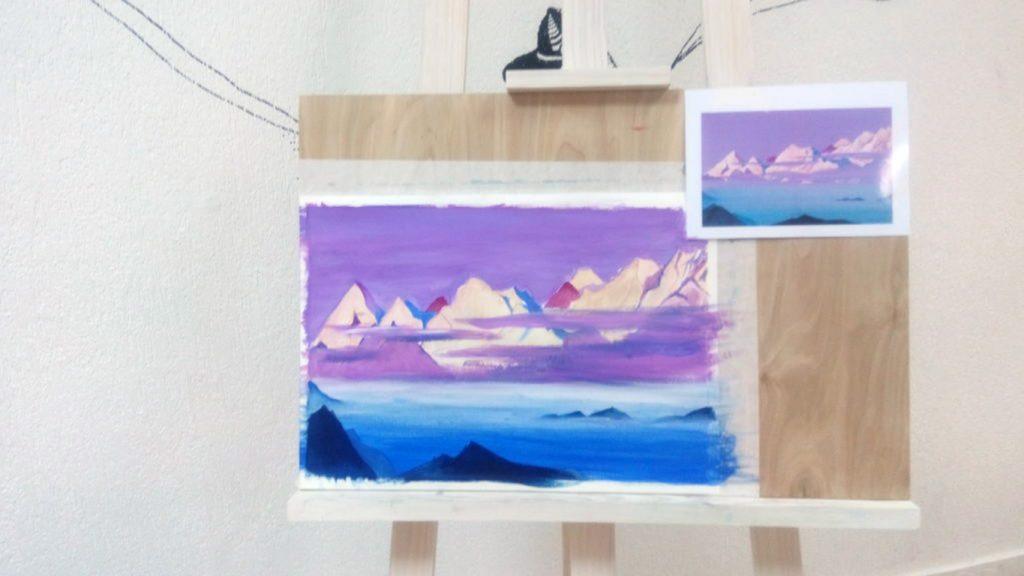 Н.К.Рерих-Розовые-горы-октябрь-1-1024x768